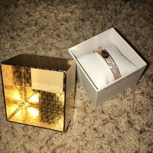 New Michael Kors gold bracelet!